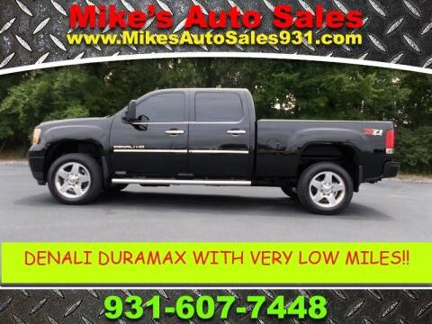2014 GMC Sierra 2500HD for sale at Mike's Auto Sales in Shelbyville TN