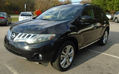 2010 Nissan Murano for sale at SAR Enterprises in Raleigh NC