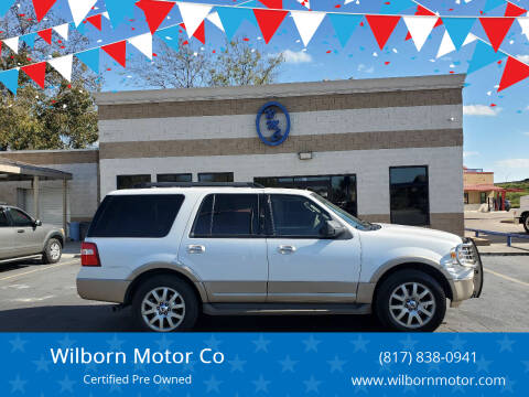 2011 Ford Expedition for sale at Wilborn Motor Co in Fort Worth TX