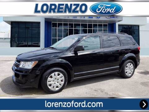 2017 Dodge Journey for sale at Lorenzo Ford in Homestead FL