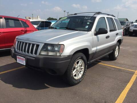 2004 Jeep Grand Cherokee for sale at De Anda Auto Sales in South Sioux City NE