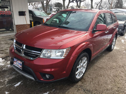 2011 Dodge Journey for sale at New Wheels in Glendale Heights IL