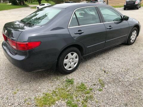 2005 Honda Accord for sale at AutoWorx Sales in Columbia City IN