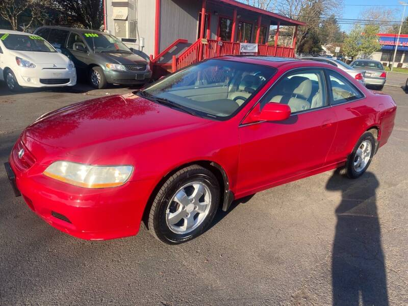 2001 Honda Accord for sale at Blue Line Auto Group in Portland OR