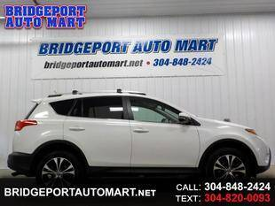 2015 Toyota RAV4 for sale at Bridgeport Auto Mart in Bridgeport WV