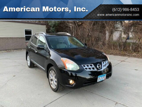 2012 Nissan Rogue for sale at American Motors, Inc. in Farmington MN