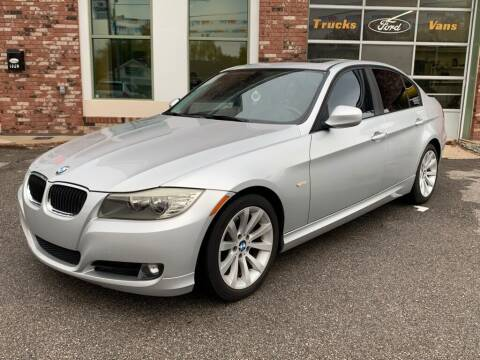 2011 BMW 3 Series for sale at Ohio Car Mart in Elyria OH