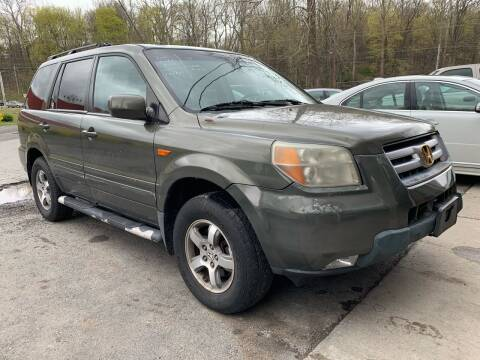 2006 Honda Pilot for sale at Auto Warehouse in Poughkeepsie NY