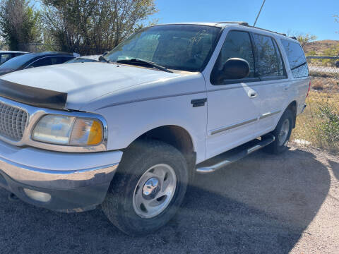1999 Ford Expedition for sale at PYRAMID MOTORS - Fountain Lot in Fountain CO