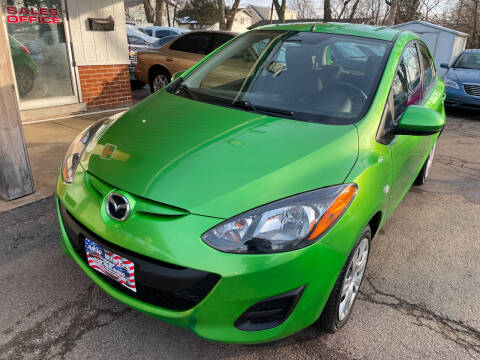 2013 Mazda MAZDA2 for sale at New Wheels in Glendale Heights IL