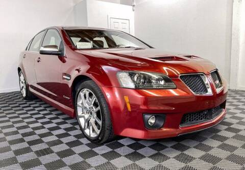 2009 Pontiac G8 for sale at Sunset Auto Wholesale in Tacoma WA