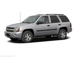 2006 Chevrolet TrailBlazer for sale at Moser Motors Of Portland in Portland IN