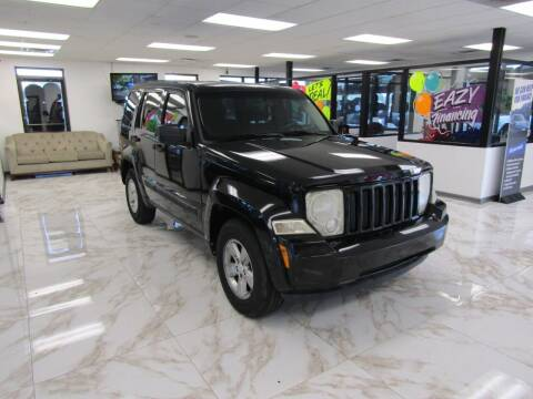 2012 Jeep Liberty for sale at Dealer One Auto Credit in Oklahoma City OK