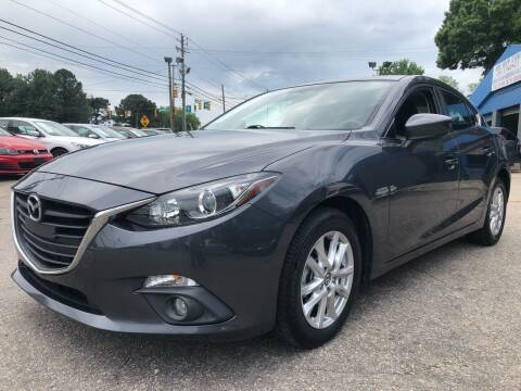2015 Mazda MAZDA3 for sale at Capital Motors in Raleigh NC