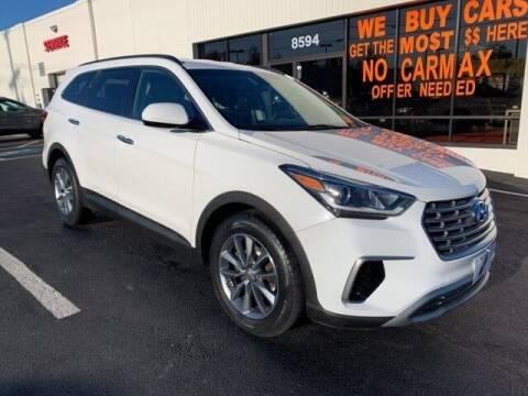 2017 Hyundai Santa Fe for sale at BuyFromAndy.com at Hi Lo Auto Sales in Frederick MD