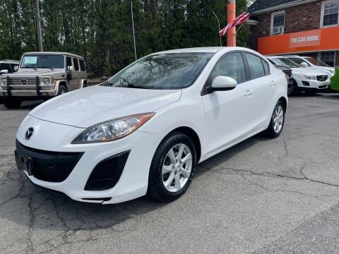 2011 Mazda MAZDA3 for sale at Bloomingdale Auto Group - The Car House in Butler NJ