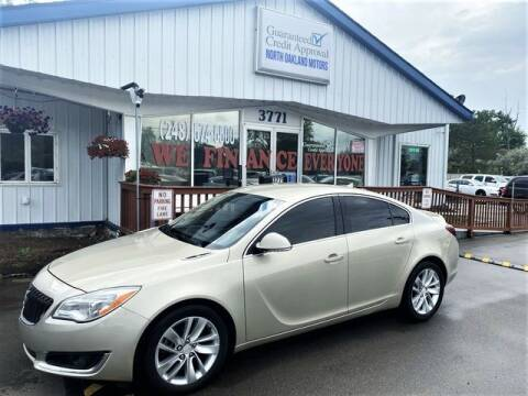 2014 Buick Regal for sale at North Oakland Motors in Waterford MI