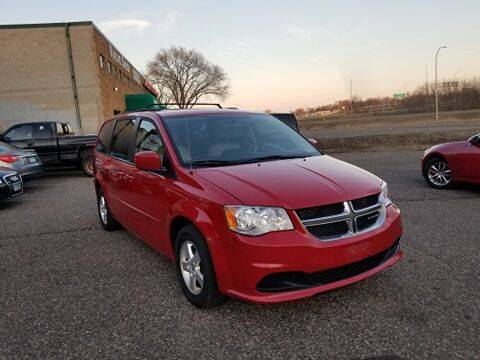 2012 Dodge Grand Caravan for sale at Family Auto Sales in Maplewood MN