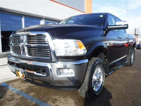 2012 RAM Ram Pickup 2500 for sale at Torgerson Auto Center in Bismarck ND