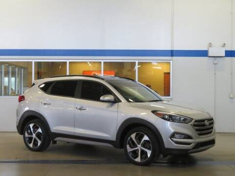 2018 Hyundai Tucson for sale at Terry Lee Hyundai in Noblesville IN