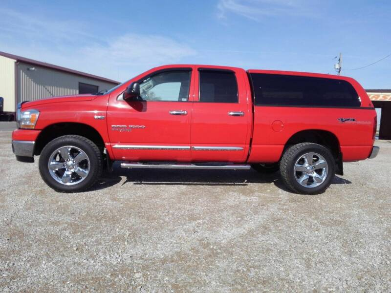 2006 Dodge Ram Pickup 1500 for sale at KESLER AUTO SALES in St. Libory IL