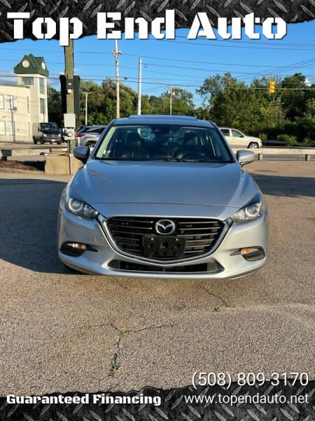 2017 Mazda MAZDA3 for sale at Top End Auto in North Attleboro MA