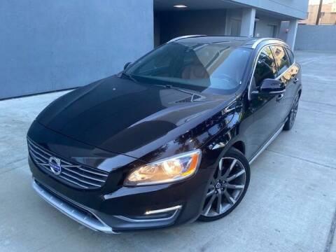 2015 Volvo V60 for sale at Car Lanes LA in Glendale CA