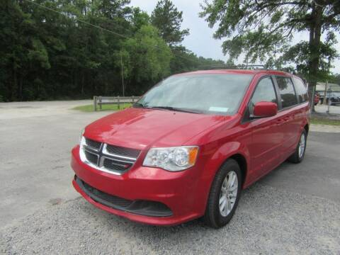 2015 Dodge Grand Caravan for sale at Bullet Motors Charleston Area in Summerville SC