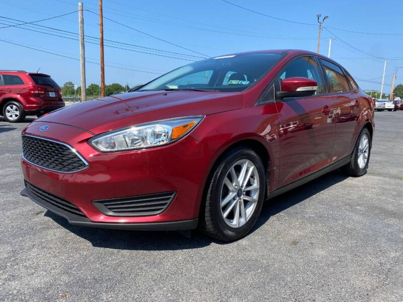 2015 Ford Focus for sale at Clear Choice Auto Sales in Mechanicsburg PA
