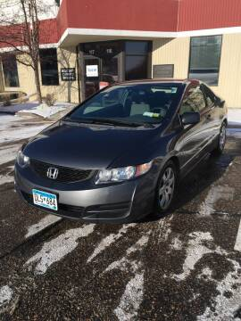2009 Honda Civic for sale at Specialty Auto Wholesalers Inc in Eden Prairie MN
