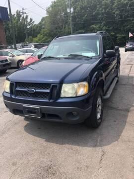 2005 Ford Explorer Sport Trac for sale at LAKE CITY AUTO SALES - Jonesboro in Morrow GA