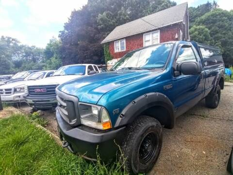2002 Ford F-250 Super Duty for sale at A Better Deal in Port Murray NJ
