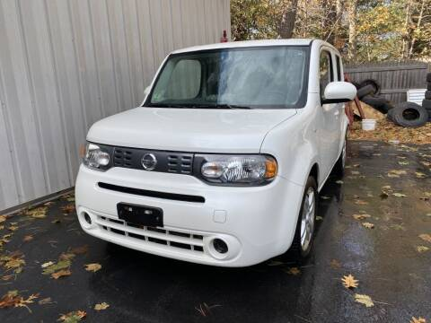 2014 Nissan cube for sale at Stellar Motor Group in Hudson NH