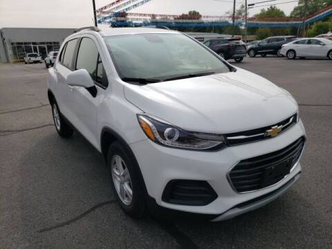 2021 Chevrolet Trax for sale at LeMond's Chevrolet Chrysler in Fairfield IL