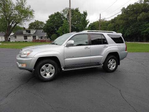 2004 Toyota 4Runner for sale at Depue Auto Sales Inc in Paw Paw MI