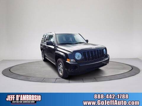 2010 Jeep Patriot for sale at Jeff D'Ambrosio Auto Group in Downingtown PA
