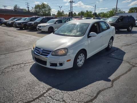 2007 Volkswagen Jetta for sale at Flag Motors in Columbus OH