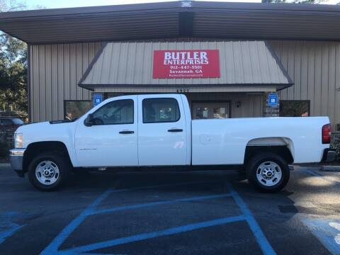 2014 Chevrolet Silverado 2500HD for sale at Butler Enterprises in Savannah GA