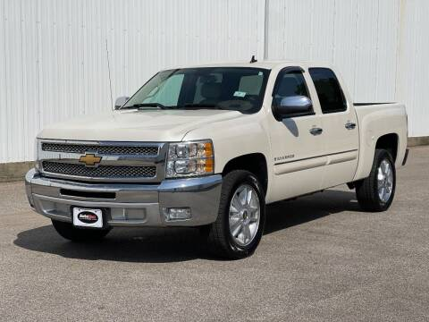 2012 Chevrolet Silverado 1500 for sale at AutoMax of Memphis - V Brothers in Memphis TN