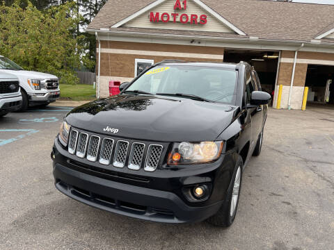 2014 Jeep Compass for sale at A 1 Motors in Monroe MI