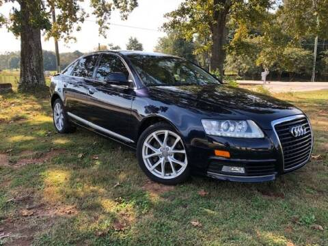 2010 Audi A6 for sale at Automotive Experts Sales in Statham GA
