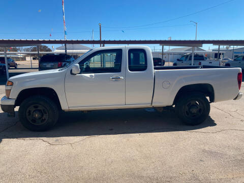 2010 Chevrolet Colorado for sale at Kann Enterprises Inc. in Lovington NM
