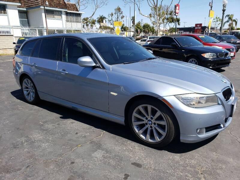 2012 BMW 3 Series for sale at International Motors in San Pedro CA