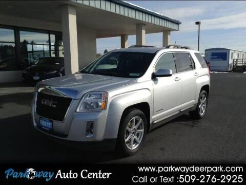 2014 GMC Terrain for sale at PARKWAY AUTO CENTER AND RV in Deer Park WA