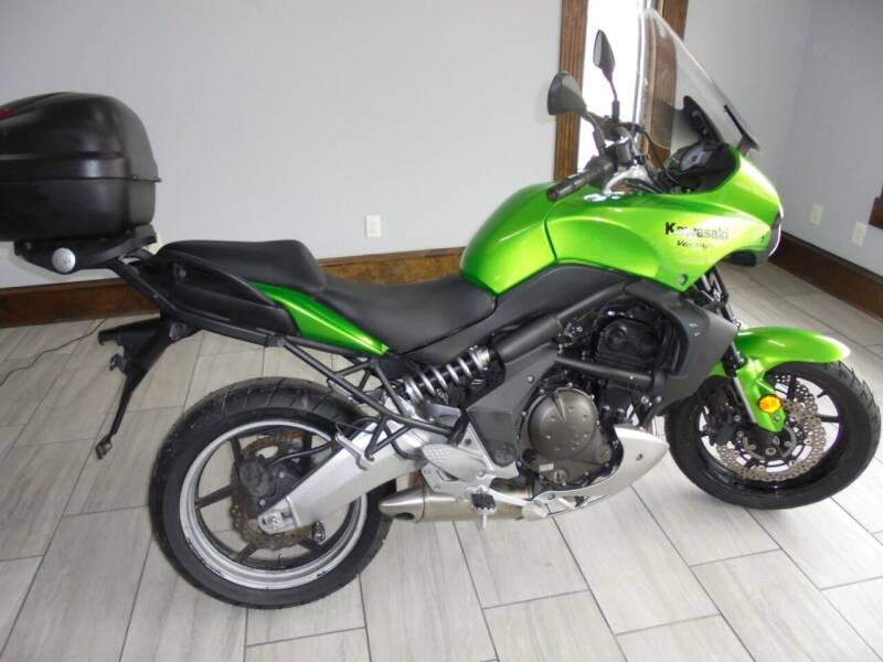 2009 Kawasaki VERSYS for sale at US PAWN AND LOAN in Austin AR