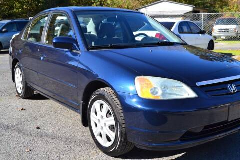 2003 Honda Civic for sale at Victory Auto Sales in Randleman NC