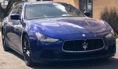 2015 Maserati Ghibli for sale at Auto Imports in Houston TX