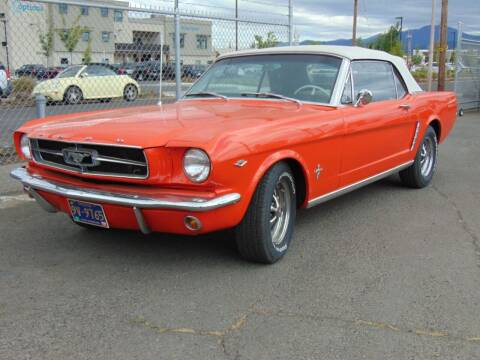 1965 Ford Mustang for sale at Medford Auto Sales in Medford OR