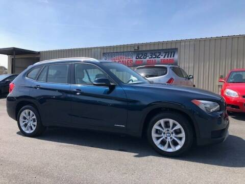 2014 BMW X1 for sale at Stikeleather Auto Sales in Taylorsville NC