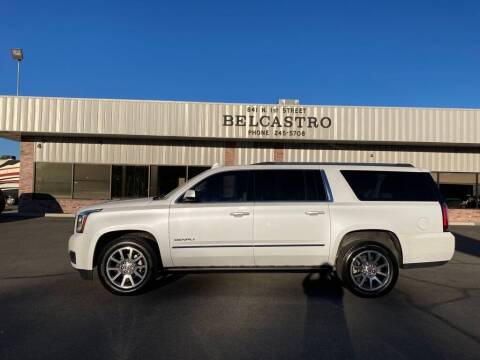 2017 GMC Yukon XL for sale at Belcastro Motors in Grand Junction CO